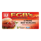 I&J Flaming Good Burgers 500g