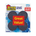 Jeyes Toilet Block Original 4x45g