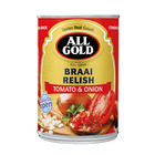 All Gold Braai Relish 410g