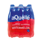 Aquelle Watermelon Sparkling Drink 500ml x 6