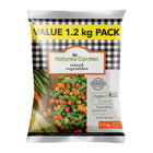 Natures Garden Mixed Vegetables 1.2kg
