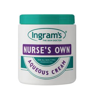 Nurse's Own Aqueous Body Cre am 500 GR