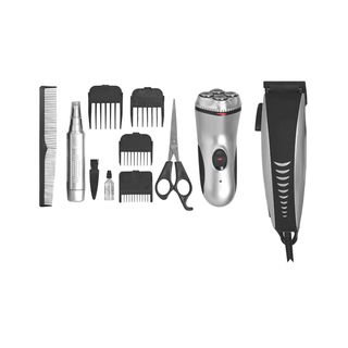 Sunbeam 4-1 Mens Hair Clipper &  Grooming Kit