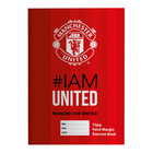 Man United Exercise Book