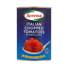 Serena Chopped Tomatoes 400g