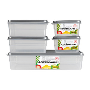 Addis 10 Piece Foodsaver Set