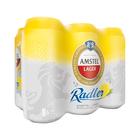 Amstel Beer Radler Cans 440ml x 6