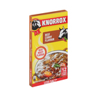 Knorrox Beef Curry Stock Cubes 12s