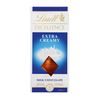 Lindt Extra Creamy Milk Chocolate 100g