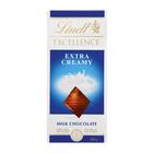 Lindt Extra Creamy Milk Chocolate 100g