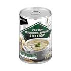 PnP Soup Spinach Feta & Mushroom 400g