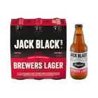 Jack Black Premium Lager NRB 340ml x 6