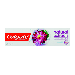 Colgate Natural Extracts Gum Care Toothpaste 75ml