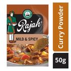 Robertsons Rajah Mild & Spicy Curry Powder 50g