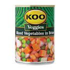 Koo Mixed Vegetables 410g