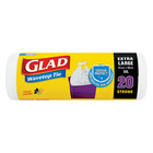 Glad Wave Bin Lemon Extra La rge 20