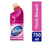 Domestos Multipurpose Thick Bleach Summer Fresh 750ml