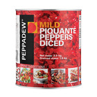 PEPPADEW SWT PIQUANTE PEP RED DICED 3KG