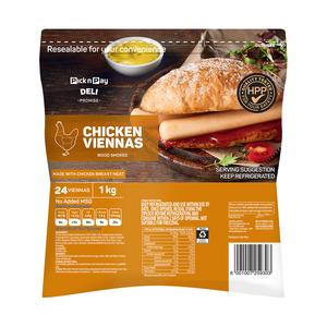 PnP Chicken Cheese Viennas 1kg