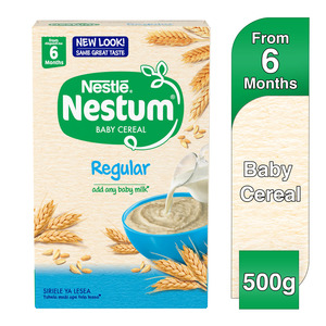 Nestle Nestum Infant Cereal First 500g