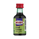 Moir's Food Colour Apple Green 40ml