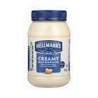 Hellmann's Creamy Mayonnaise 750g