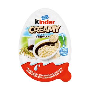 Kinder Creamy 25g