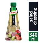 Knorr Salad Dressings Greek 340ml
