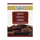 Staffords Magicmelts Dark Chocolate 150g