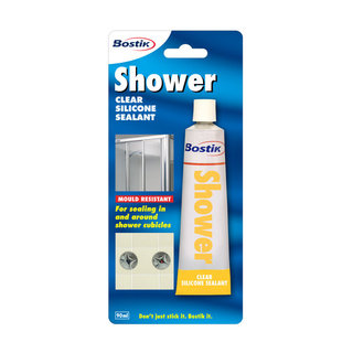 Bostik Shower Sealant 90 ML