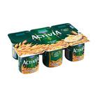 Danone Activia Low Fat Cereal Yoghurt 100g x 6