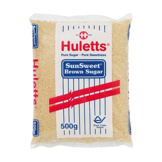 Huletts Brown Sunsweet Sugar 500g