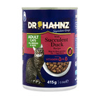 Dr Hahnz Duck Cat Food Can 415g