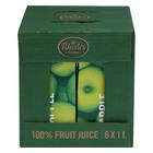 Rhodes 100% Apple Fruit Juice Blend 1l x 6