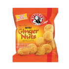 Bakers Mini Gingernuts 40gr