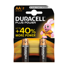 Duracell Batteries Plus Power AA 2s