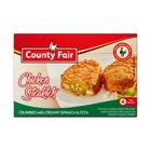 County Fair Spinach And Feta Chicken Steaklet 400g