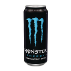 Monster Absolutely Zero Energy Drink 500ml x 4