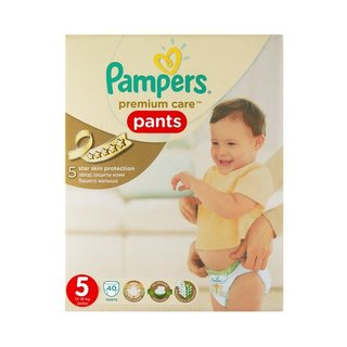 Pampers Premium Pants Junior Jmb Bx 40ea