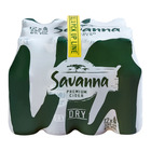 Savanna Cider Dry 12x330ml Nrb