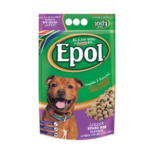Epol Dry Dog Food W Spare Rib Flave 8kg