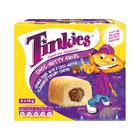 Tinkies Choc-Nutty Swirl Flavoured Creamy Sponge Cake 6s