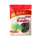 Safari Sundried Seedless Raisins 500g