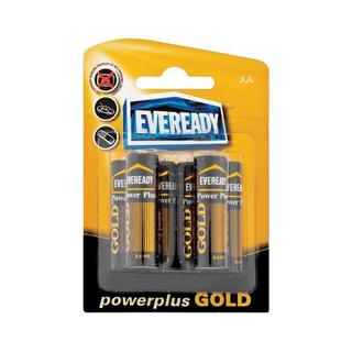 Eveready Power Plus Gold Aa 6p 6