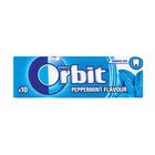 Orbit Gum Peppermint 10 Ot 10g