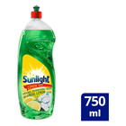 Sunlight Regular Dishwashing Liquid 750ml