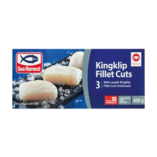 Sea Harvest Kingklip Fillet Cuts 600g