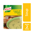 Knorr Packet Soup Cream of Chicken 50g x 10
