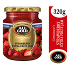All Gold Connoisseur's Strawberry Jam 320g