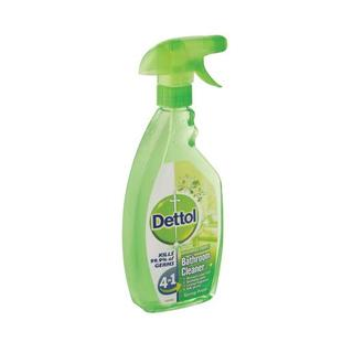 Dettol Bathroom Clean Spring Fresh Trigger 500 ML